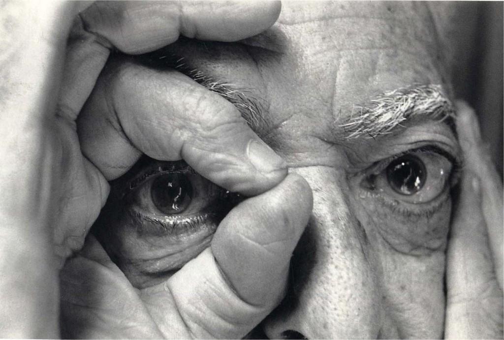 Brassai by John Loengard - 1981