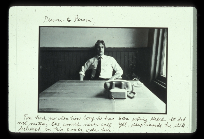Duane Michals - Person to person - 01