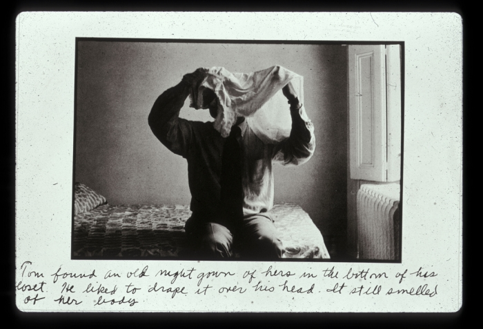 Duane Michals - Person to Person - 11