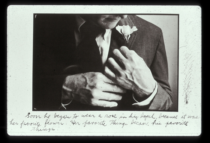 Duane Michals - Person to Person - 12