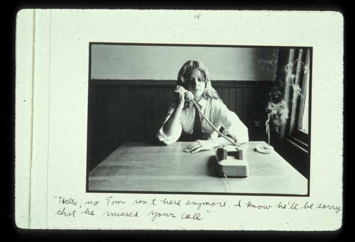 Duane Michals - Person to Person - 15