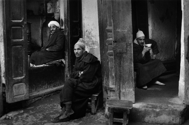 Marc Riboud - Fez - Morocco - 2