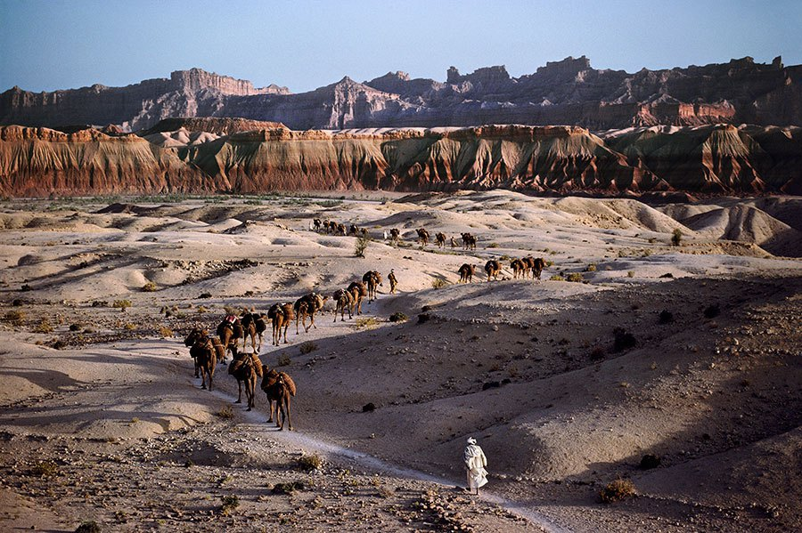 Steve McCurry - On the road - 17