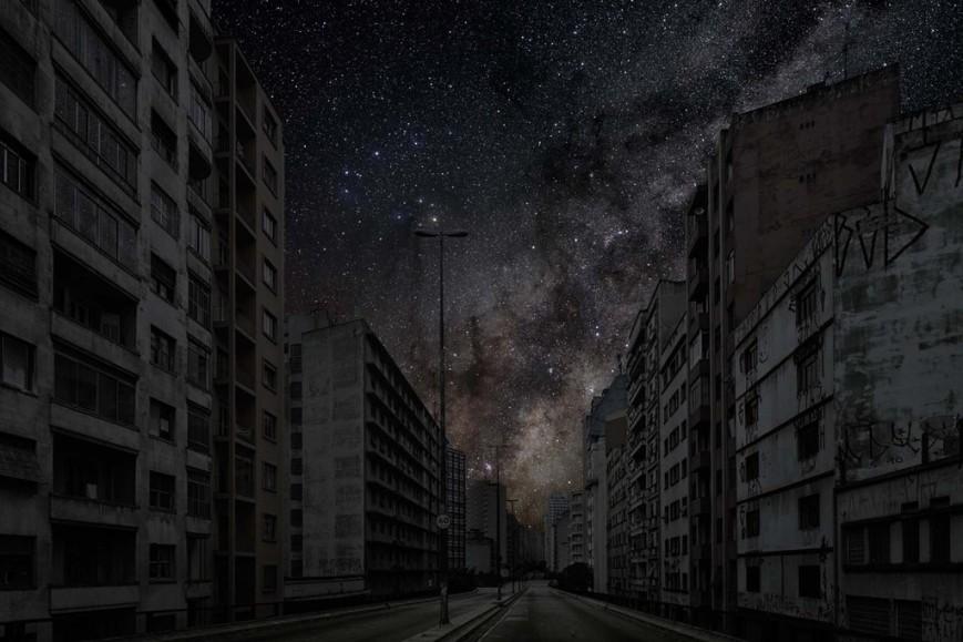 São Paulo 23° 32' 09'' S 2011-06-07 lst 11:52