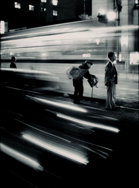W Eugene Smith - Train station Japan - Circa 1961