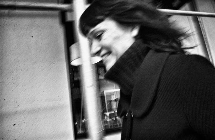 Jen blurry