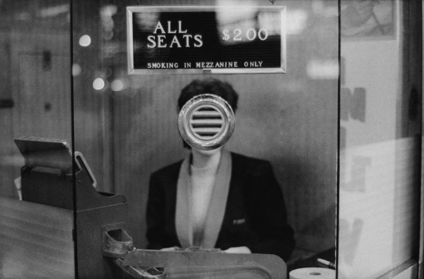 Joel Meyerowitz - Times Square 1963