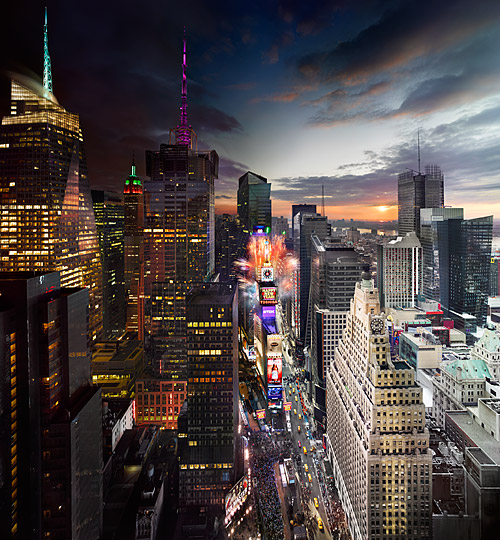 Stephen Wilkes - Day to night - 15