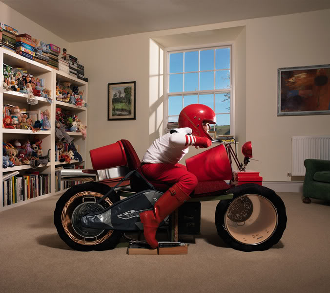 tim-macpherson-kids-at-play-daredevil-red-biker
