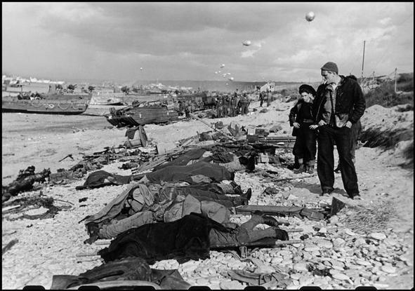 D-Day - Robert Capa - 14