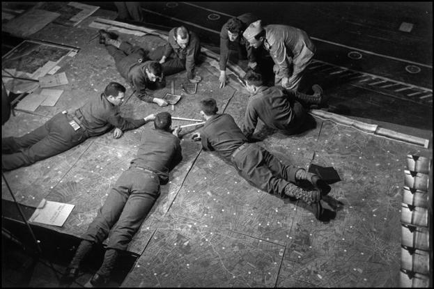 D-Day - Robert Capa - 2