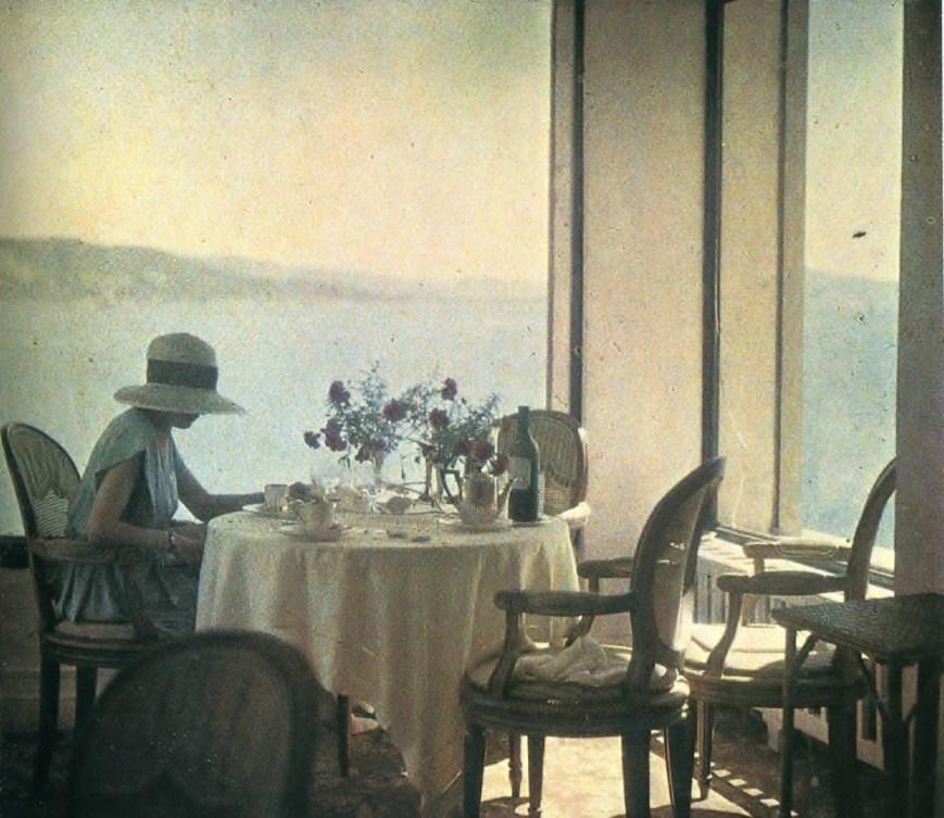 Jacques Henri Lartigue - Cap d'Antibes - 1920