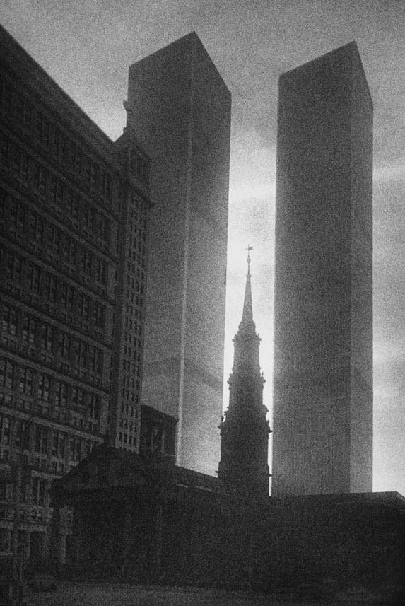 Rene Groebli - NY Melancholia - 10