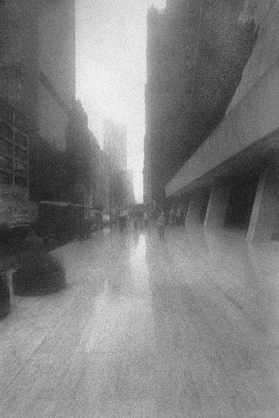 Rene Groebli - NY Melancholia - 13