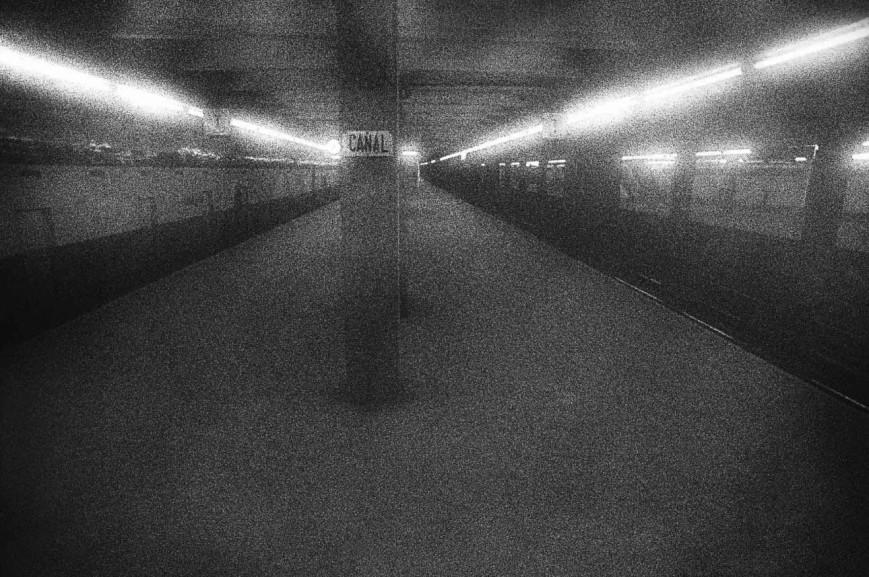 Rene Groebli - NY Melancholia - 2
