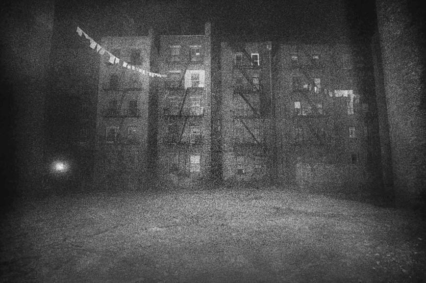 Rene Groebli - NY Melancholia - 3