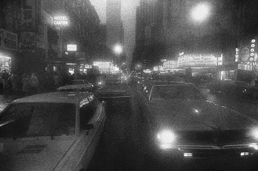 Rene Groebli - NY Melancholia - 5