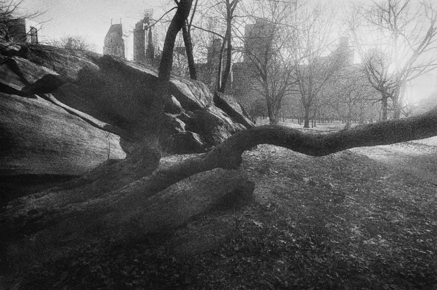 Rene Groebli - NY Melancholia - 6