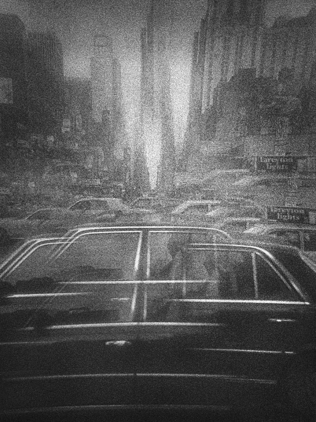 Rene Groebli - NY Melancholia - 8