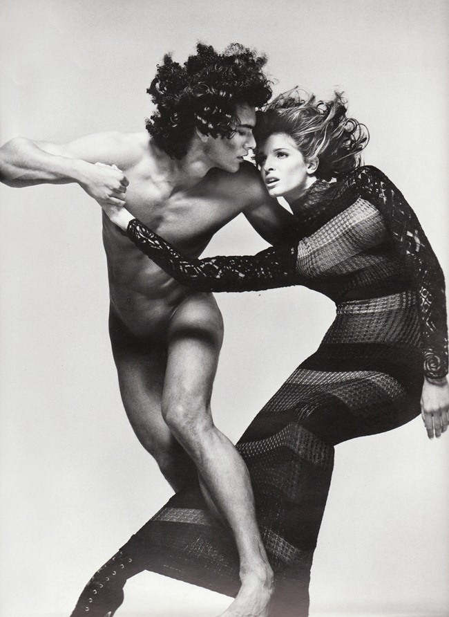 Stephanie Seymour and Marcus Schenkenberg - 4