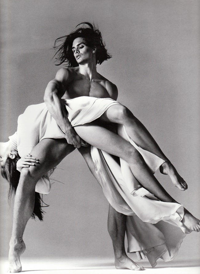 Stephanie Seymour and Marcus Schenkenberg - 5