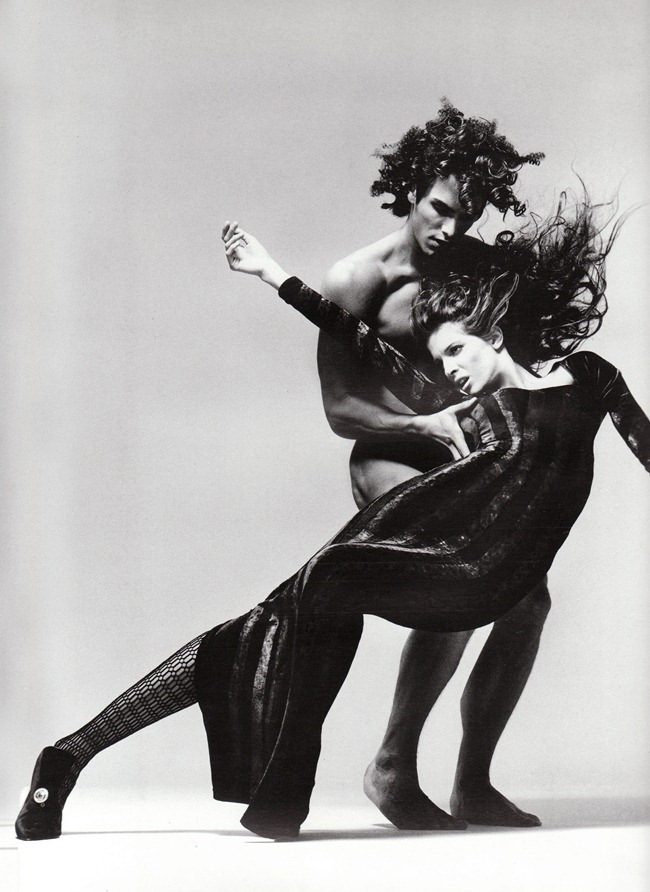 Stephanie Seymour and Marcus Schenkenberg - 6