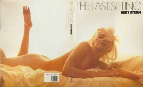 The last sitting - book