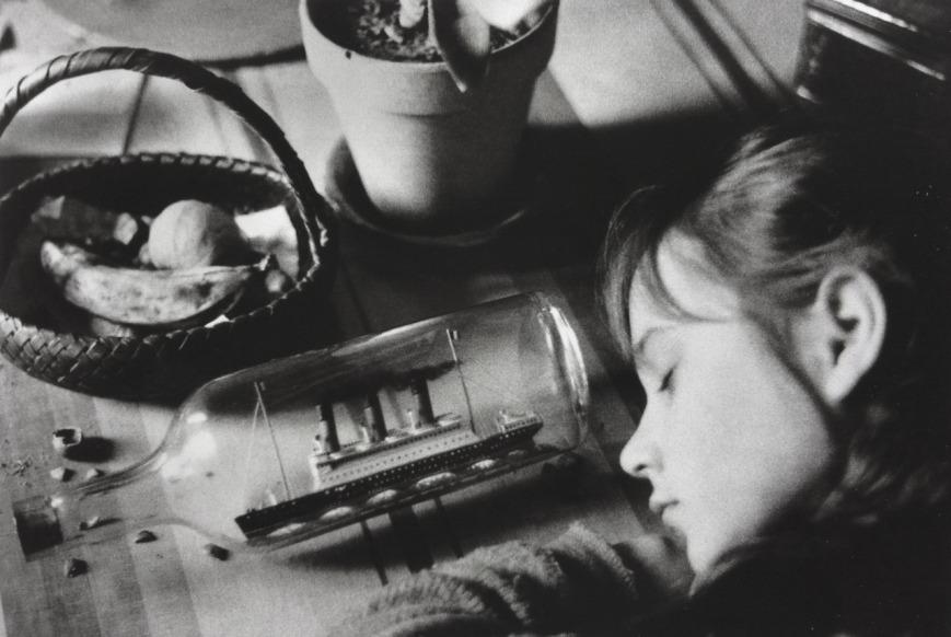 Edouard Boubat - Paris - 1955