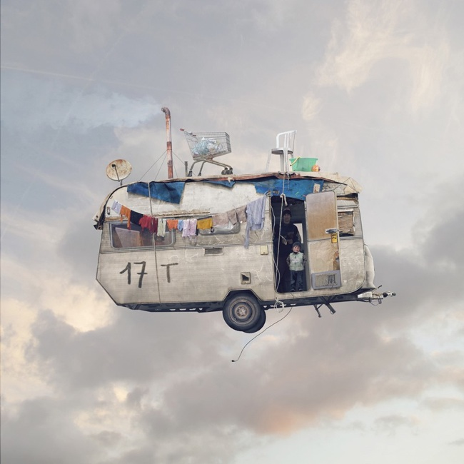 FLYING HOUSES-11-L.CHEHERE-CARAVANE