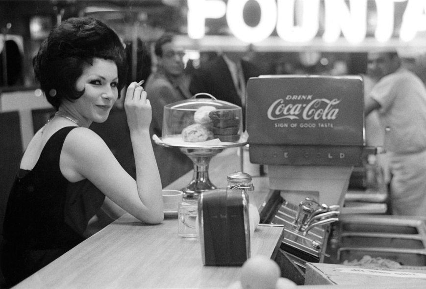 Joel Meyerowitz - Times Square 1962