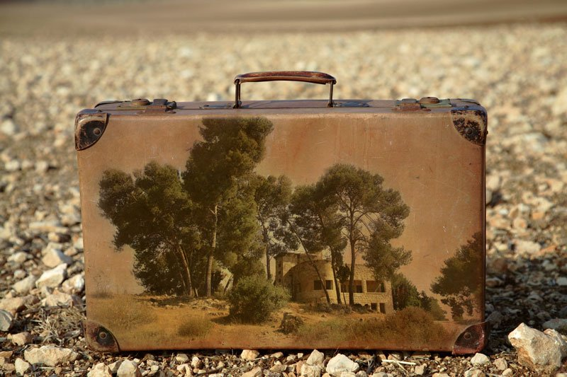 Memory suitcases - 7