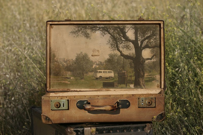 Memory suitcases - 8