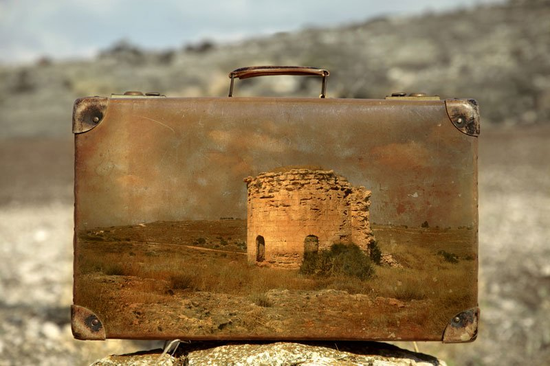 Memory suitcases - 9