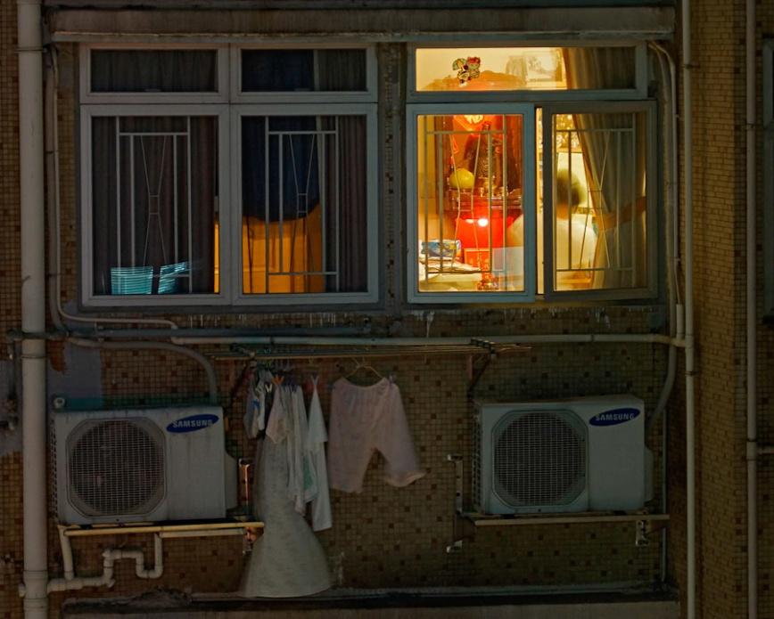 Michael Wolf - Window Watching - 1