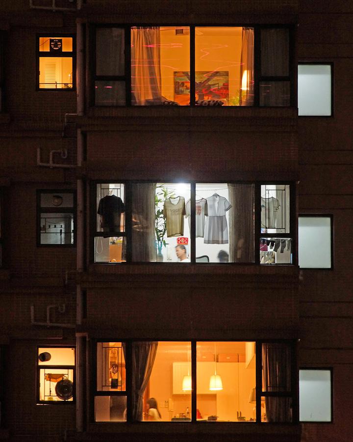 Michael Wolf - Window Watching - 10
