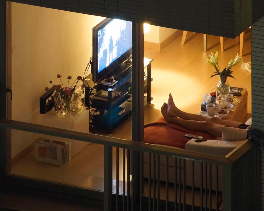 Michael Wolf - Window Watching - 13