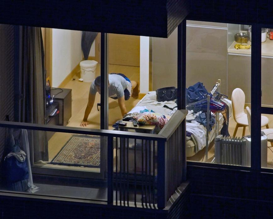 Michael Wolf - Window Watching - 14