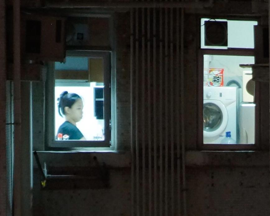 Michael Wolf - Window Watching - 16