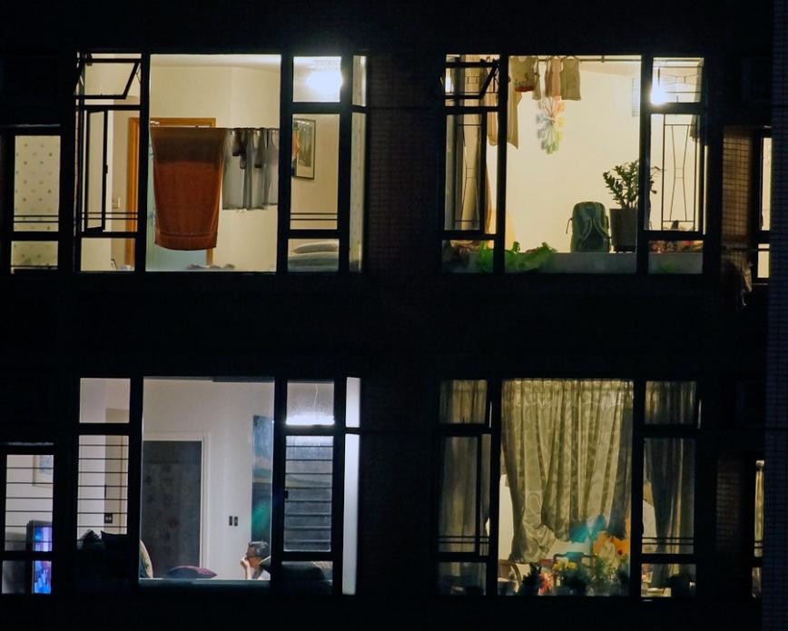 Michael Wolf - Window Watching - 6