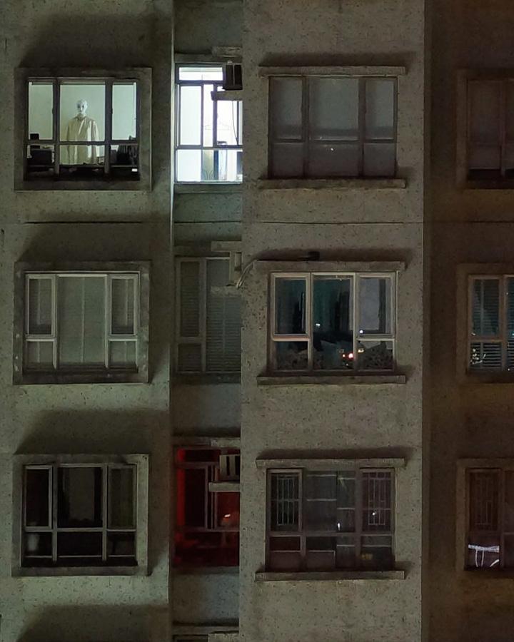 Michael Wolf - Window Watching - 9