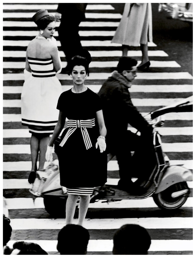 Simone and Nina - by William Klein - 1960 - 2