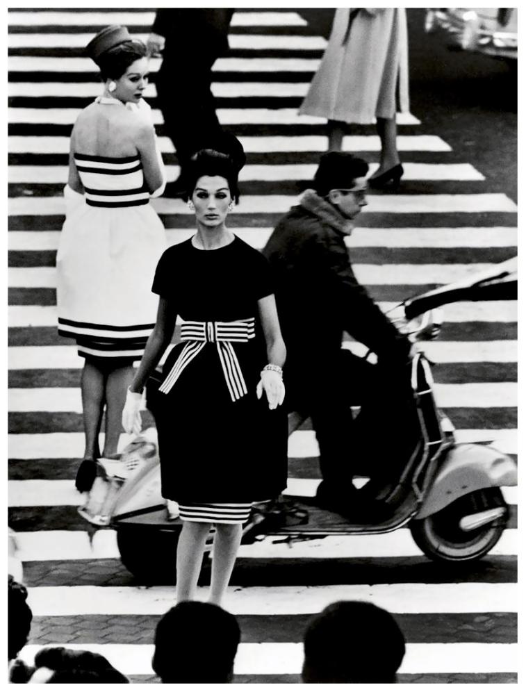 Simone and Nina - by William Klein - 1960 - 2