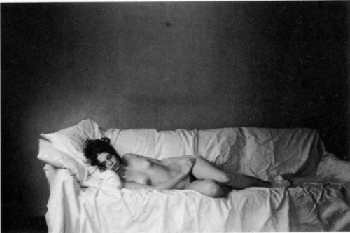 Duane Michals - The Young Girl's Dream - 1