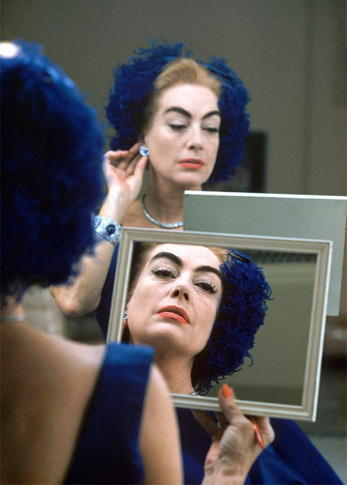 Joan Crawford by Eve Arnold - 2