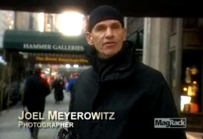 Meyerowitz - street photo class