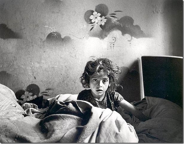 Roman Vishniac - The only flowers of her youth