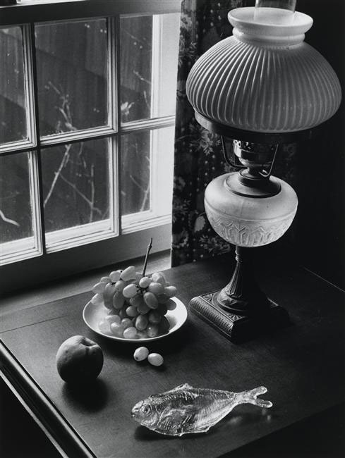 Andre Kertesz - nature-morte-new-york-1972