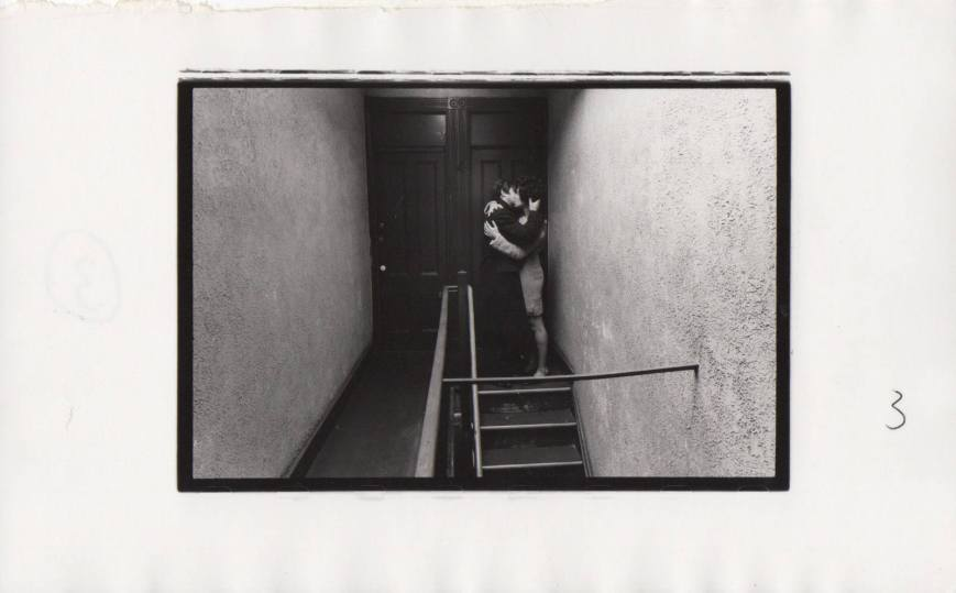 Duane Michals - Sad farewell - 3