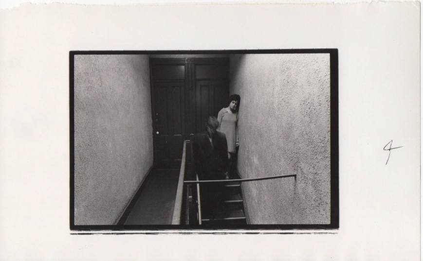 Duane Michals - Sad farewell - 4