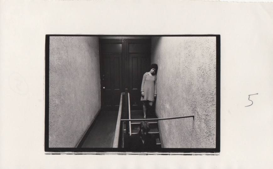 Duane Michals - Sad farewell - 5